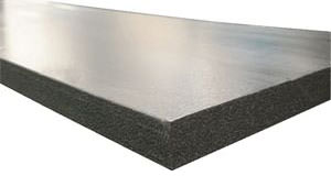 SilverGlo™ crawl space wall insulation available in Cedar Mountain